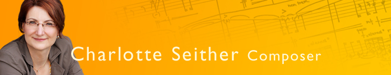 Charlotte Seither - Composer